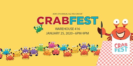 AOK's Annual Crab Fest tickets