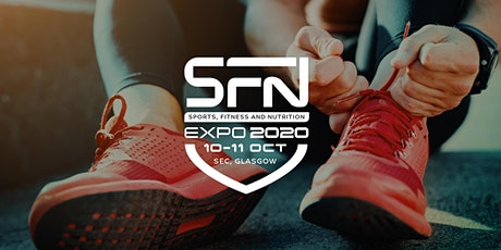 SFN EXPO 2020 tickets