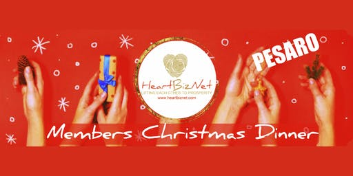 Heartbiznet Christmas Dinner