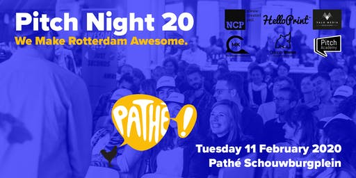 Awesome Foundation Rotterdam PITCH NIGHT 20