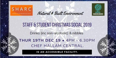 NBE Staff & Student Christmas Social tickets
