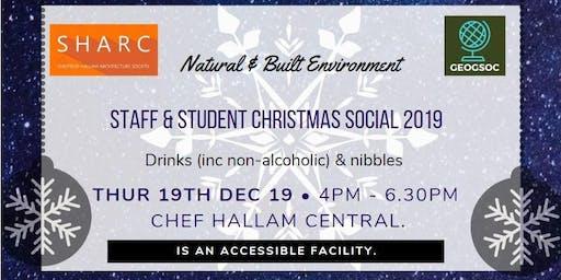 NBE Staff & Student Christmas Social