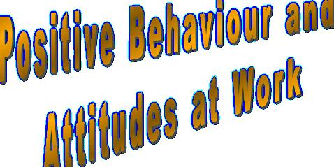 CS Local NW - Behaviours at Work