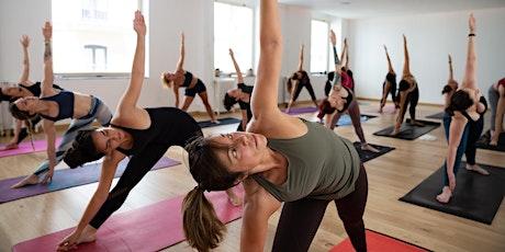 Yoga en estudio premium del centro de Madrid entradas