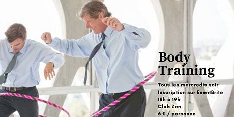 Body Training NP6 & WS // 17.12.19 billets
