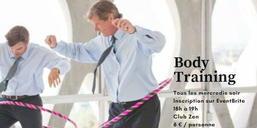 Body Training NP6 & WS // 18.12.19