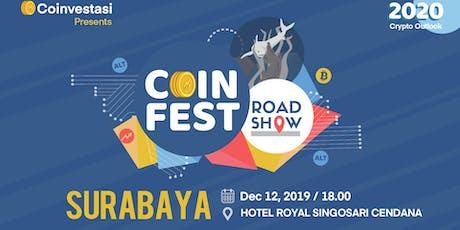 COINFEST 2020 SURABAYA tickets