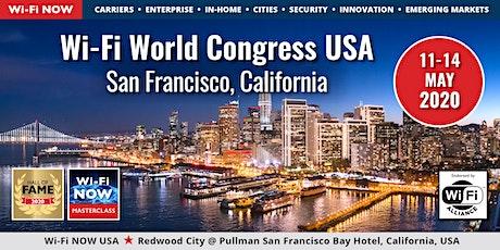 Wi-Fi NOW 2020 USA tickets