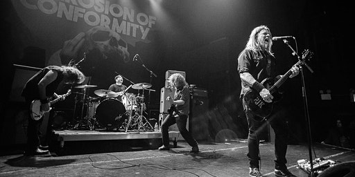 Corrosion of Conformity (Engine Rooms, Southampton)