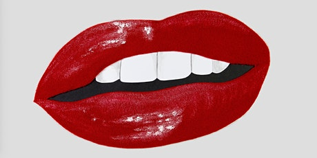 VIP LIPs Art Exhibition Red Carpet event tickets