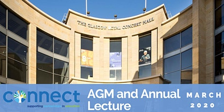 Connect AGM and Annual Lecture 2020 tickets