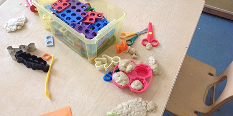 The Early Years Exploration Station - Curiosity & Continuous Provision tickets