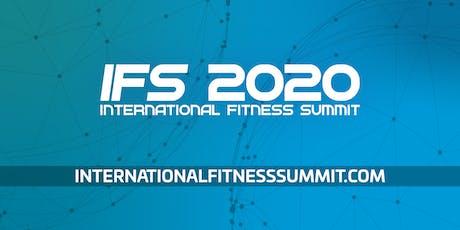 International Fitness Summit 2020 - Lisbon tickets