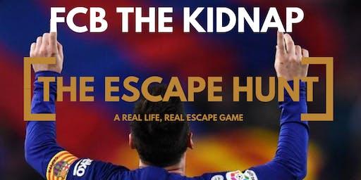 Escape Hunt FCB THE CAMP NOU KIDNAP