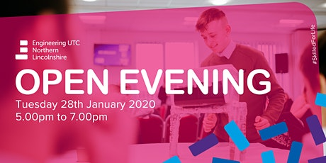 ENL UTC January Open Event tickets