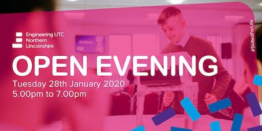 ENL UTC January Open Event