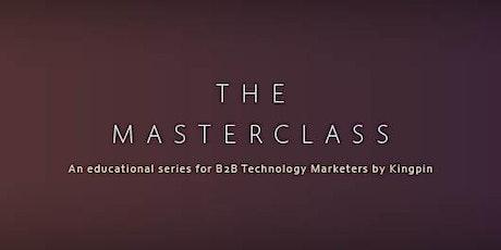 Kingpin's B2B Technology Sales & Marketing Masterclass - Cork tickets
