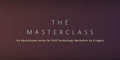 Kingpin's B2B Technology Sales & Marketing Masterclass - Cork