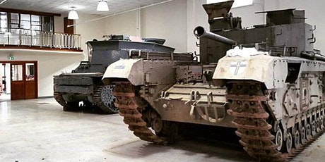 Exclusive Military Museum Tour & Gin Experience  tickets