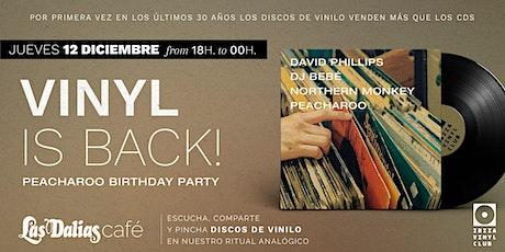 Ibiza Vinyl Club presents VINYL IS BACK (vol.2) tickets