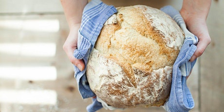 Bread making for beginners tickets