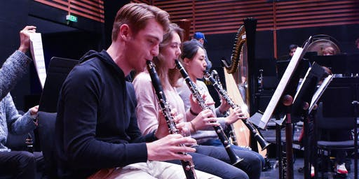 Orchestre d'Harmonie au Fémina - 17 décembre 2019 à 20h