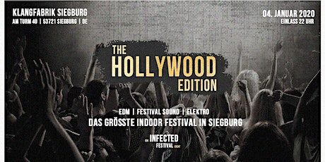 Infected Festival: The Hollywood Edition /w Debris (NL) Tickets