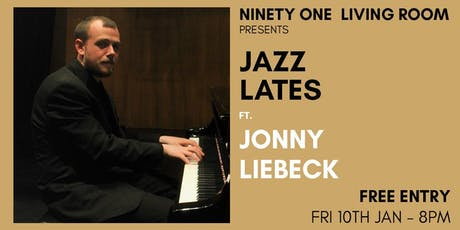 Jazz Lates: Jonny Liebeck tickets