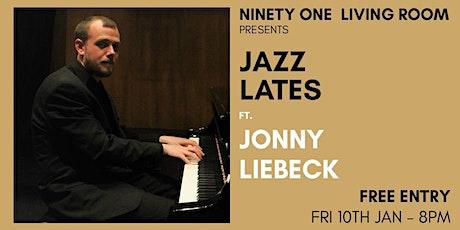 Jazz Lates: Jonny Liebeck tickets