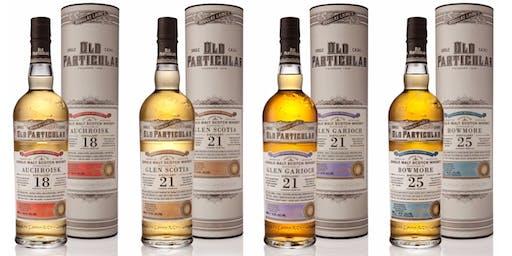 Burns Night With Douglas Laing Whisky Bottlers