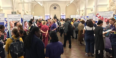 Guy's and St Thomas' Adult Nursing and Midwifery Open Day, Monday 2nd March 2020 tickets
