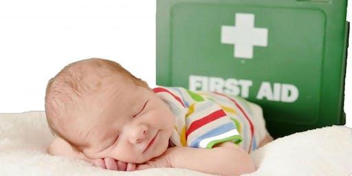 Paediatric Certified Fist Aid Training