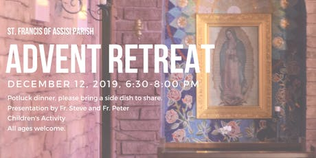 Advent Retreat tickets