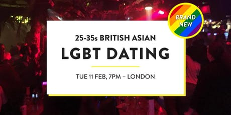 British Asian LGBT Meet and Mingle, Social Evening - 25-35s | London tickets
