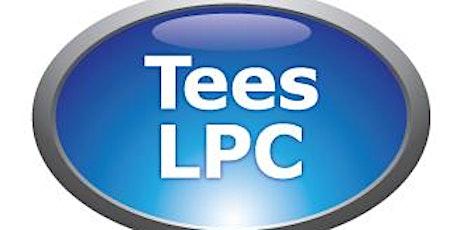 Tees LPC Best practice event tickets
