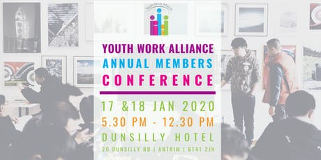 Youth Work Alliance Annual Members Conference tickets
