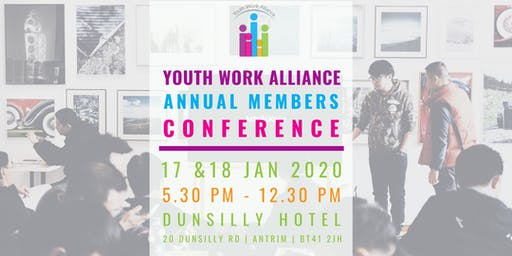 Youth Work Alliance Annual Members Conference