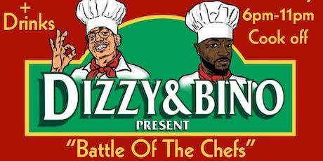 Battle of the Chefs 4 (Game Night) biglietti