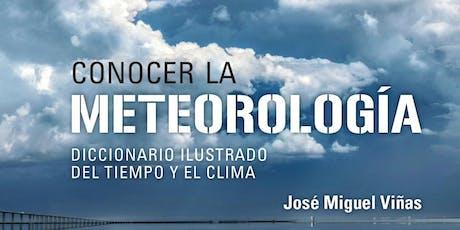 """""""De la dana a la ciclogénesis explosiva, pasando por el cambio climático"""" entradas"""