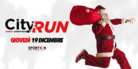 Merry Christmas City RUN biglietti