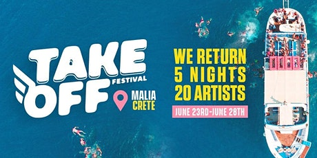 Take Off Festival 2020 tickets