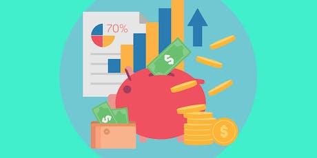 Hoe financier je de groei van je bedrijf? tickets