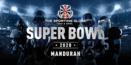 NFL Super Bowl 2020 - Mandurah tickets