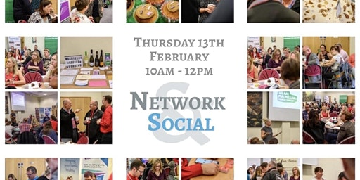 Network & Social Networking & Social Media Training Event