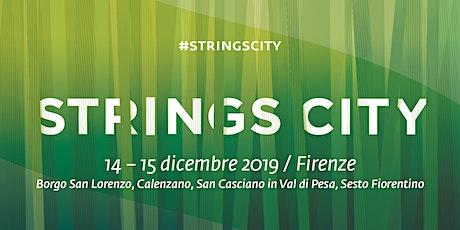 Ensemble Cozzolino, Noferini, Vannucci, Flaminio, Curtaz,Tazzari,Domeniconi biglietti