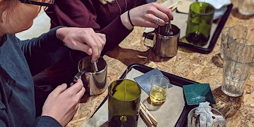 Candle Making Workshop with Booze and Burn @ Ancoats General Store