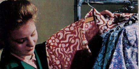 Talk - Botany Wool to Bri-Nylon: A History of Fashion at M&S tickets