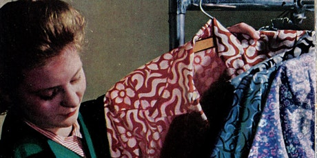 Talk - Botany Wool to Bri-Nylon: A History of Fashion at M&S tickets