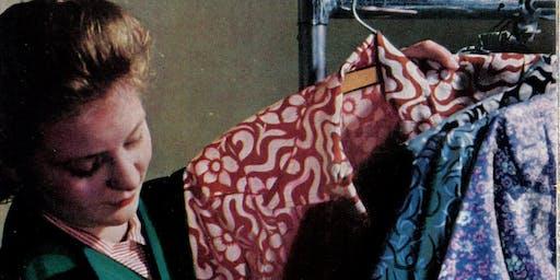 Talk - Botany Wool to Bri-Nylon: A History of Fashion at M&S