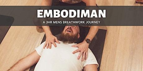 EmbodiMAN - Men's Breathwork Journey tickets